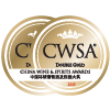 CWSA Double Gold Medal