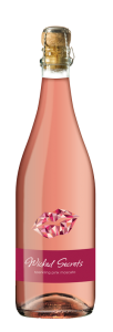 Wicked Secrets Wines Sparkling Pink Moscato