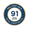 James Halliday Australian Wine Companion 91 Rating