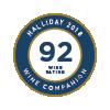 James Halliday Australian Wine Companion 92 rating
